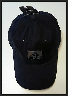Adidas Adjustable Golf Cap - Navy - Brand New - New With Tags - Value Plus!!