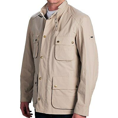 BARBOUR INTERNATIONAL Mann Mac Waterproof Breathable Jacket