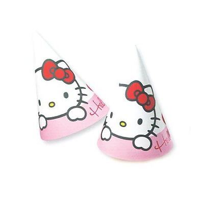 bbs 116106 hello kitty 6 cappelli carta