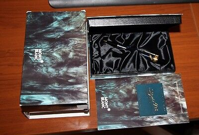 MONTBLANC Edgar A Poe  Ballpoint  Pen NEW Boxed Year 1998