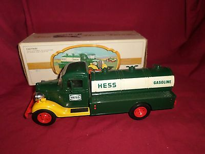 1983 The First Hess Truck Gasoline - Mint in Box