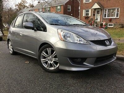 2010 Honda Fit Sport - LOW MILES - Clean - Runs Great 2010 Sport Used 1.5L I4 16V Automatic 2WD Hatchback