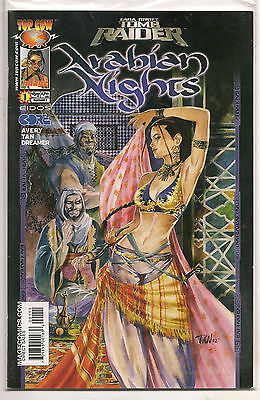 Tomb Raider / Arabian Nights #1 Image comics NM-