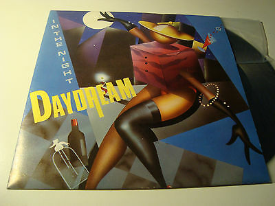 "Rar Single 7"". Daydream. In The Night. Italo Disco. Made In Spain"