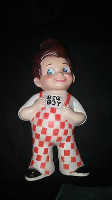 1973 BOB'S BIG BOY PIGGY BANK by MARRIOTT ADVERTISING, VINTAGE RETRO
