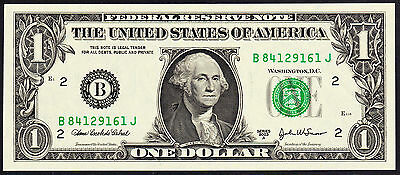 United States Federal Reserve $1 2003A, UNC