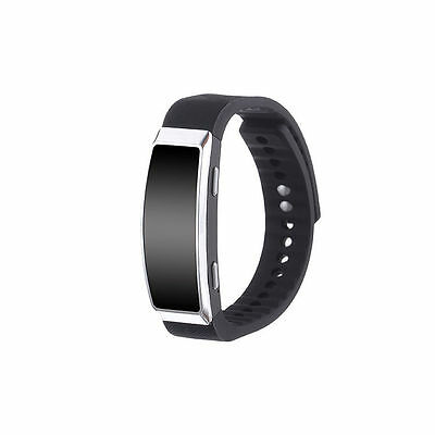 8GB Spy Wearable Digital USB Voice Wristband Watch Voice Audio Recorder 48Hours