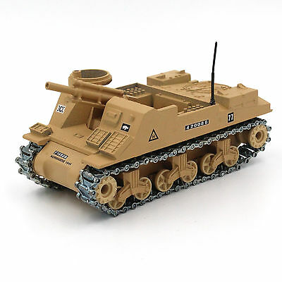 Solido Militaire 252 Char M7 Priest Sable Made In France 1/50