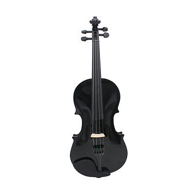Professional Full Size 4/4 Student Violin Acoustic Violin + Soft Case Bow Rosin