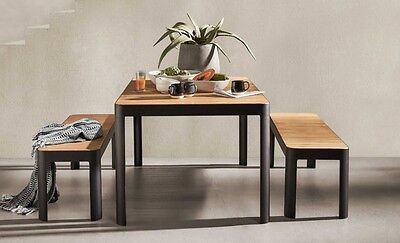 Freedom furniture  outdoor ADELPHI 161x95cm outdoor dining table bnib Rrp $1099