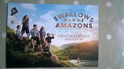 'Swallows and Amazons.' Film Flyer 2016.