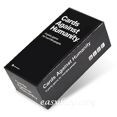 Cards Against Humanity: UK edition - Party Game BRAND NEW UK FUN