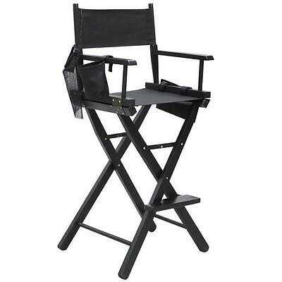 Makeup chair / Tall director chair for make up artist hairstylist party events