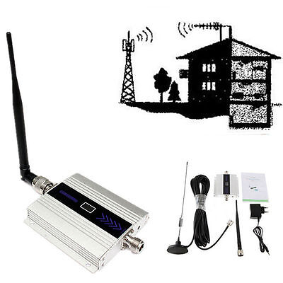 High Gain GSM 900Mhz Mobile Cell Phone Signal Booster Amplifier RF Repeater