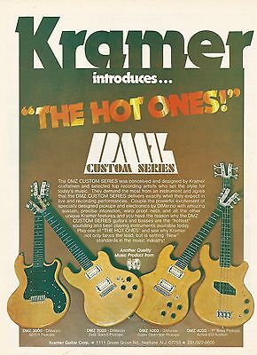 1983 Ovation Acoustic Electric Custom Legend 12-String Guitar Promo Ad