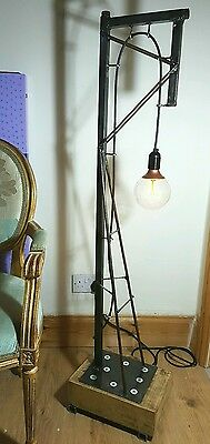 Industrial Vintage Steampunk Lamp table Floor Funky Retro Contemporary Modern