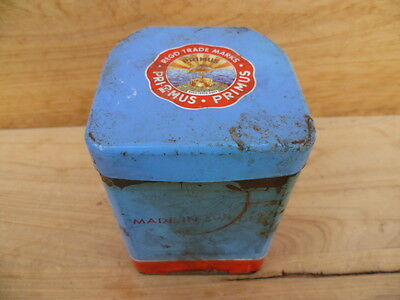 Vintage Old Primus Sweden Made Advertising Tin Gas Cooker, Old Gas Stove (C197)