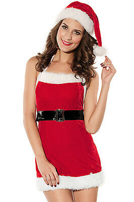 Taille 38-40 Costume mère noel sexy Modèle LC7120