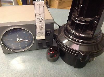 Yaesu G450C antenna rotator  - BRAND NEW -Full direction display unit plus motor