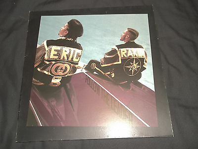 Eric B And Rakim Follow The Leader Vinyl Lp