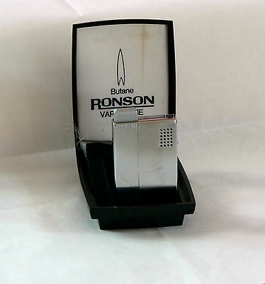"""accendino a gas marca """"Ronson"""" made in germany"""