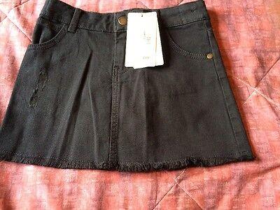 Girls Skirt By Marks And Spencer Age 6-7Brand New With Tags
