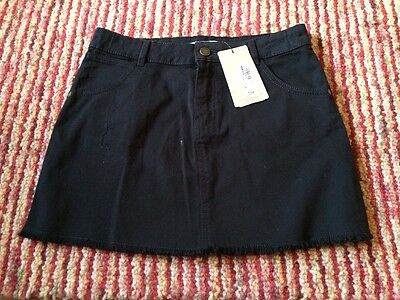 Girls Skirt By Marks And Spencer Age 12-13 Brand New With Tags