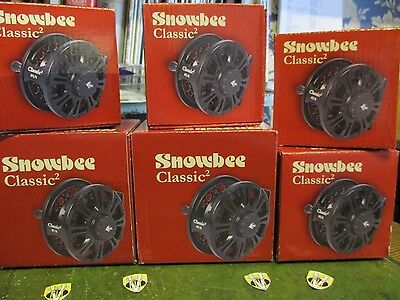 Snowbee Classic 2 Trout & Salmon Fly Reels & Spare Spools