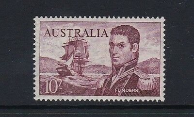 Australia SG358 10s brown-purple - unmounted mint £25