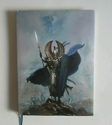 High elves armies warhammer limited army book games workshop 8th 8E edition elf