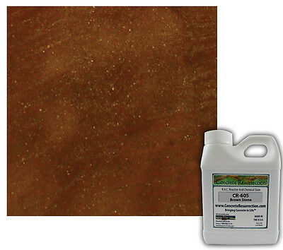 Concrete Resurrection RAC (Acid) Concrete Stain-Brown Stone 16oz