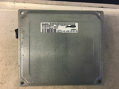 FORD ECU 1S5X-12A650-BE S118685001 TESTED FAST SHIPPING 1S5X12A650BE J38AC