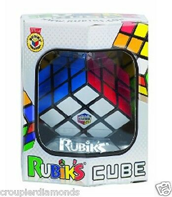 Rubik's Cube OFFICIAL Rubiks Rubix Cube Puzzle Mind Game Toy Classic Cube New