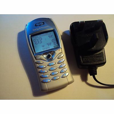 Easy Simple Retro Ericsson T68I Unlocked+Charger