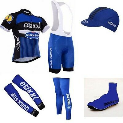 NEW Cycling set 2016 ETIXX-QUICKSTEP all sizes