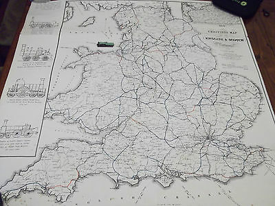 Cheffins Railway Map and pin