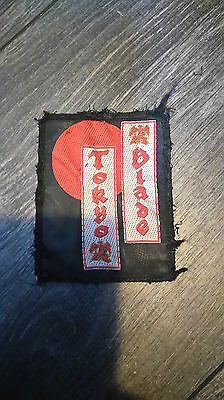 Tokyo Blade NWOBHM Metal Classic Rare Rock Vintage Woven Patch