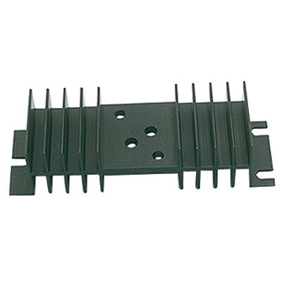 "Heat Sink TO-3 4 Holes 4.75"" x 1.50"" x 1.25"" 2 pcs"