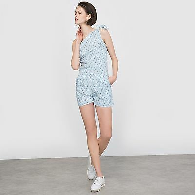 R Edition Womens Printed Playsuit