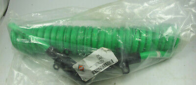 International Truck 7 Way ABS 15' Green Coiled Cable Assembly 3516993C91