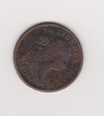 1804 Draped  Bust half cent  FINE DETAIL  FREE SHIPPING