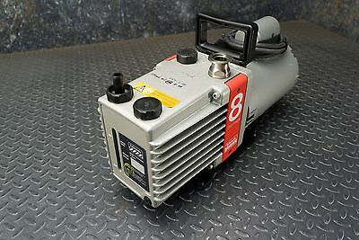Edwards E2M8 Rotary Vane High Vacuum Pump -Tested