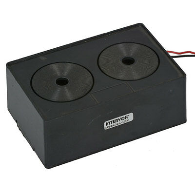 Arndt BPS8432L-12-C 12V 85mA Piezo Sounder with Built In Circuit