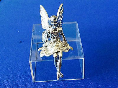 Fairy /tooth Fairy .925   Sterling Silver Small Sitting / Shelf