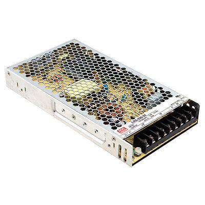 Mean Well LRS-200-24 211.2W 24V 8.8A Single Output Switchable Power Supply