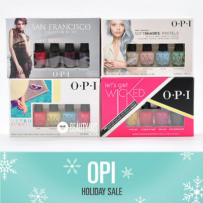 Assorted OPI Mini & Special Collections - Bulk Discount! You Pick!
