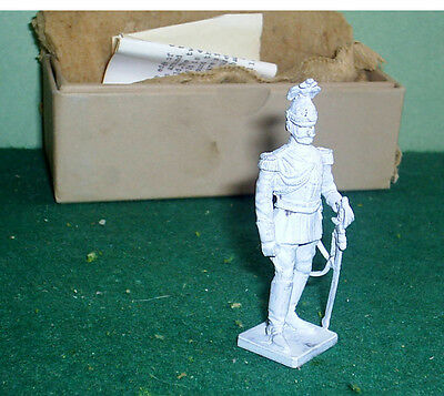 Toy Soldiers Vintage Sp Tsar Nicholas Of Russia 1914 54 Mm