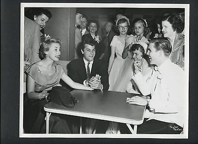 Tony Curtis And Janet Leigh Wedding