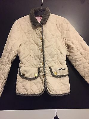 Barbour Girls Jacket Age 4-5
