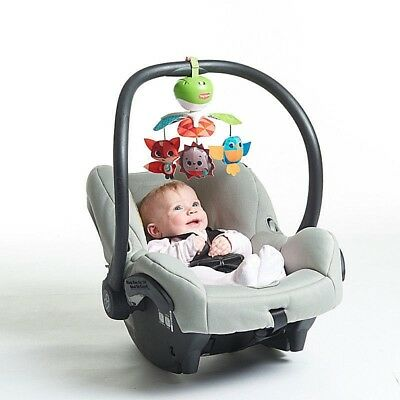 Ab 0 Monate 3 in 1 Baby Musikmobile Mobile für Babyschale Buggy und Bett Tiny